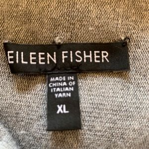 Eileen Fisher Sweaters - Quality Sweater Poncho with Sleeves